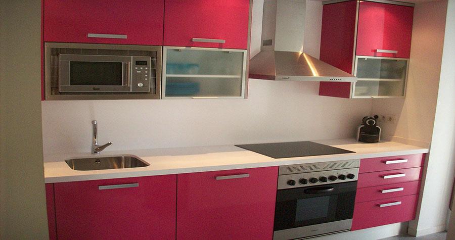 Rivercuina reforma integral de vivenda muebles de cocina - Muebles sant boi ...